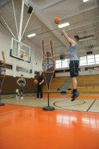 basketball shooting aid