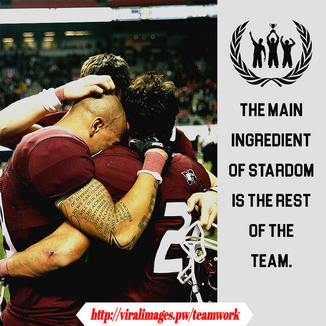 teamwork quote