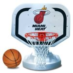 NBA pool hoop
