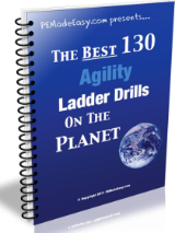 The Best 130 Agility Ladder Drills on the Planet