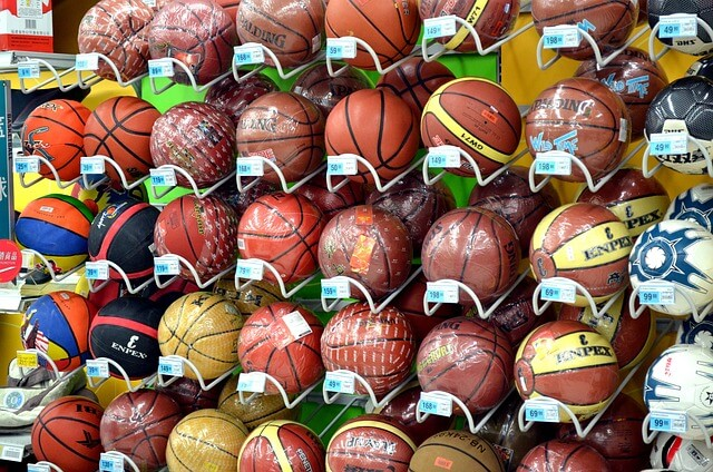 about basketballs