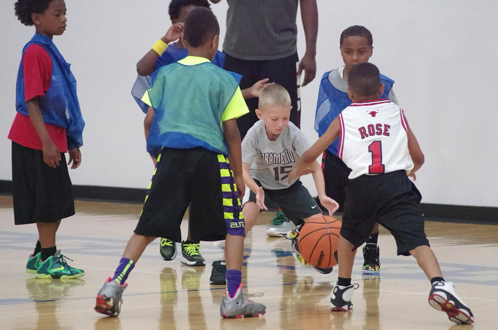 youth basketball coaching