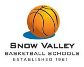 snow valley basketball camp