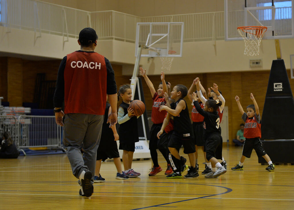 guide to coaching youth basketball