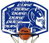 Duke Blue Devils mini basketball hoop