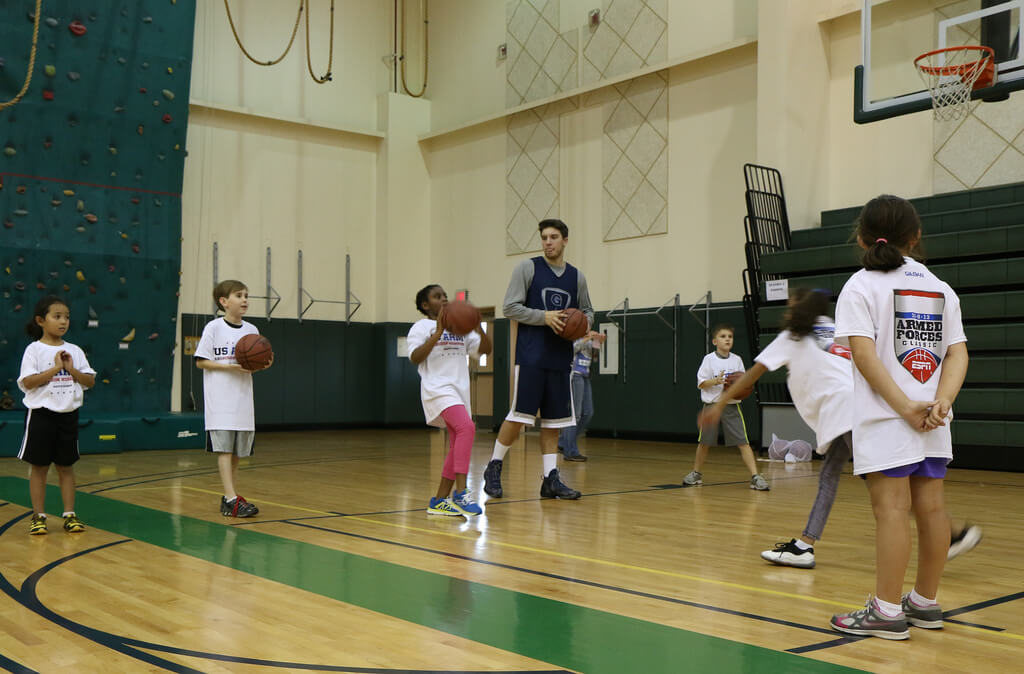 Basketball Passing Drills for Kids