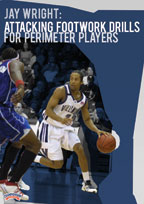 Attacking Footwork Drills for Perimeter Players