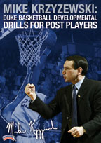Coach K Drills for Post Players