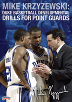 Duke Basketball Developmental Drills for Point Guards