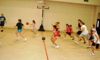 kids basketball - Sneak Attack