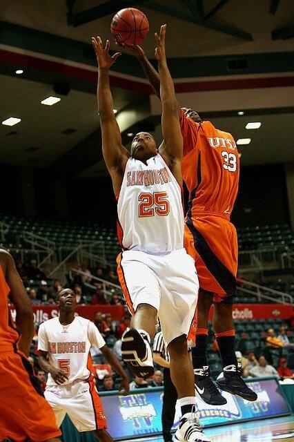 basketball rebounding