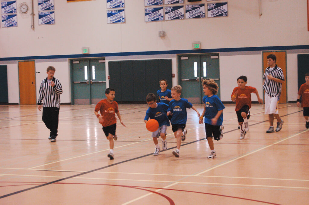 youth basketball rules